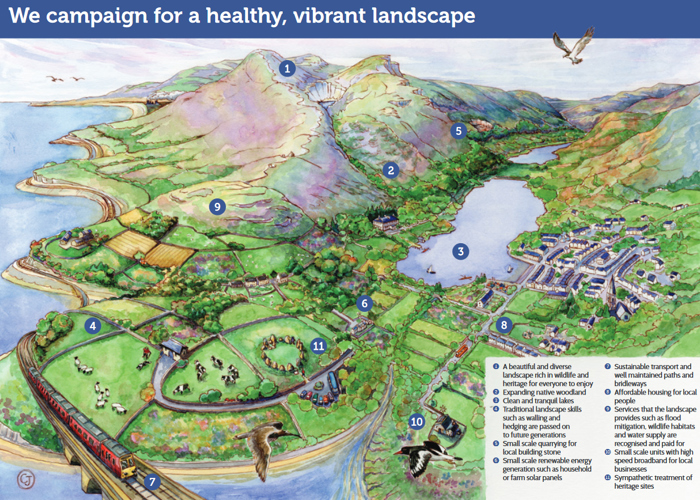 Read: Our Landscape Charter