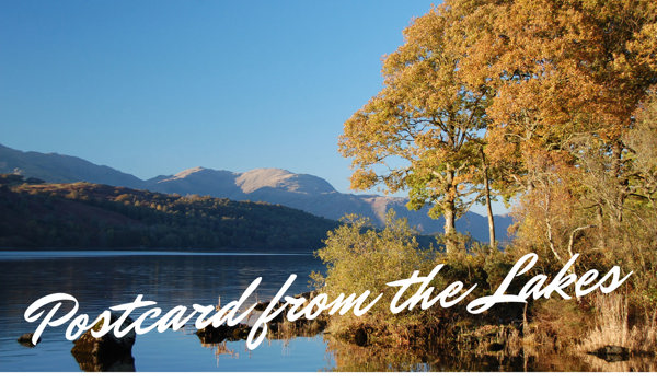 A Postcard from the Lakes 6th November 2020