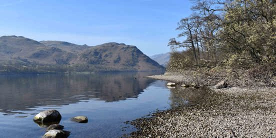A Postcard from the Lakes 1st April 2021