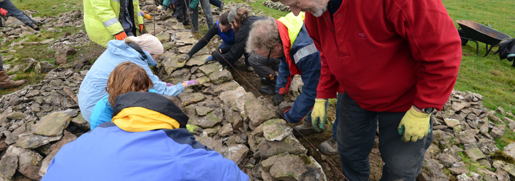 Drystone Walling Competition