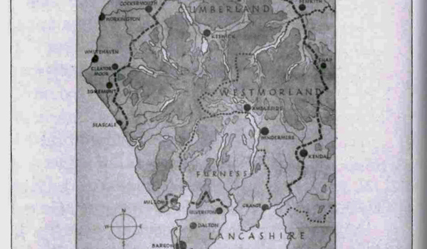 1951: Lake District National Park created