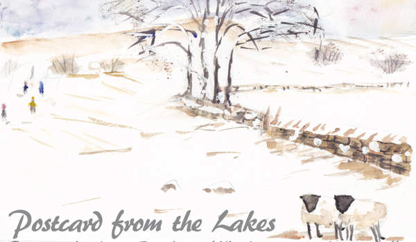 A Postcard from the Lakes 8th January 2021