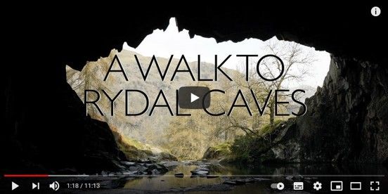 A Walk to Rydal Caves