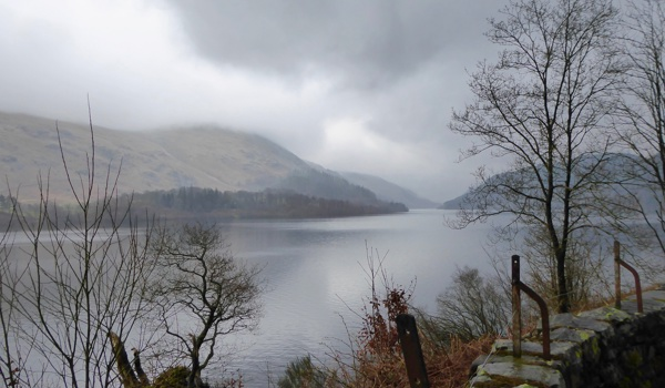 Zip wires over Thirlmere's open waters. Should our hearts rule our heads?