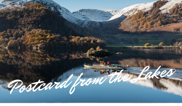 A Postcard from the Lakes 4th December 2020