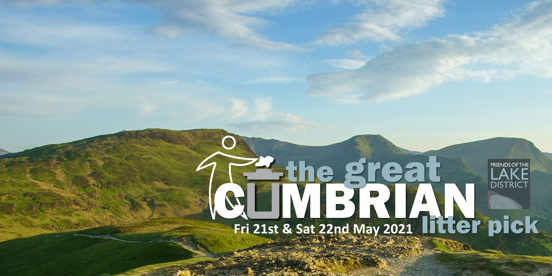 Great Cumbrian Litter Pick 2021