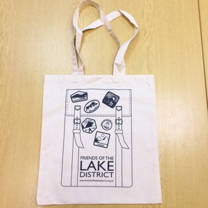 Conquer Lake District Tote Bag - £3