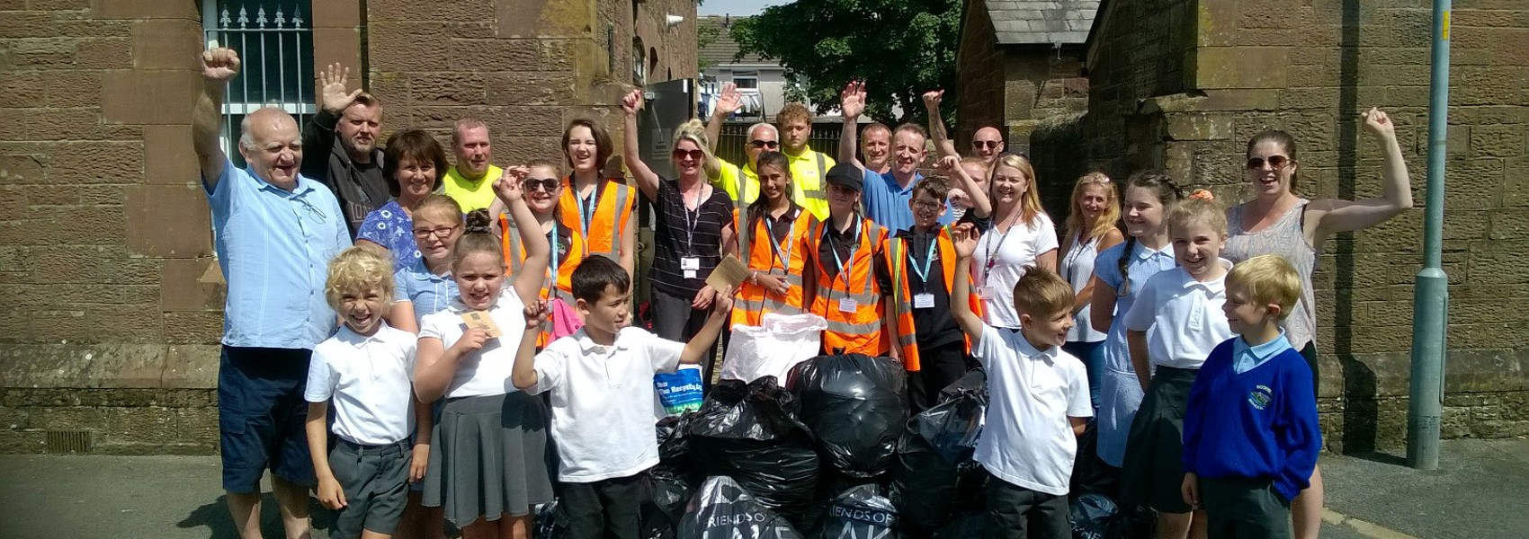 Clean Up Success For Cumbria