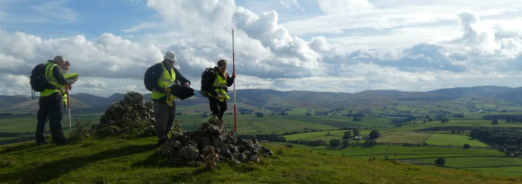 Great Asby Archaeology Survey identifies 300 potential sites