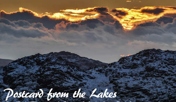 A Postcard from the Lakes 19th February 2021