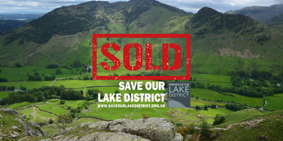 Save Our Lake District