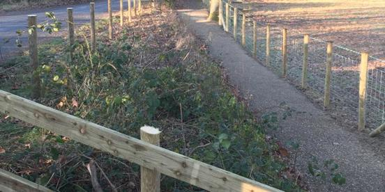 Enhancing Access in Bampton