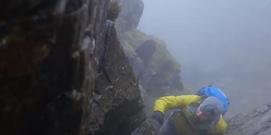 Britain's Mountain Challenges: Threading the Needle