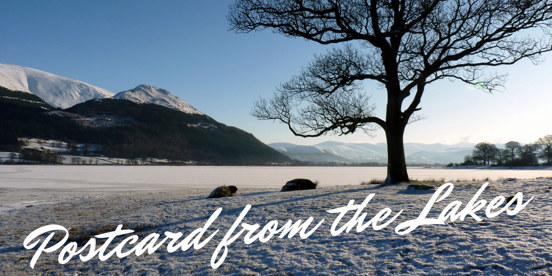 A Postcard From the Lakes 22nd January 2021