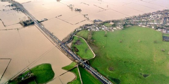 Cumbria's flooding events